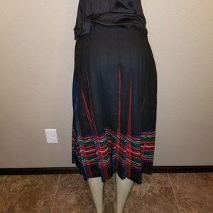 🤩 Vinatge Pendelton Turnabout Long Wool Skirt